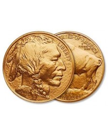 1 oz American Buffalo 31,10 Gramm Gold
