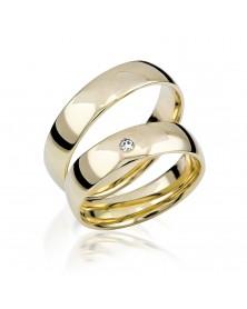 Ringe aus Gelbgold S901