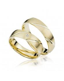 Ringe aus Gelbgold S902