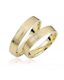 Ringe aus Gelbgold S904