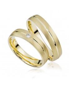 Ringe aus Gelbgold S906