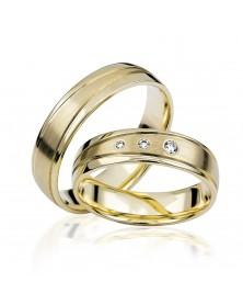 Ringe aus Gelbgold S907