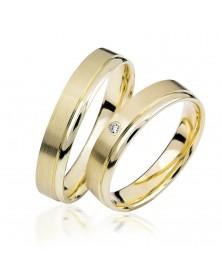 Ringe aus Gelbgold S909