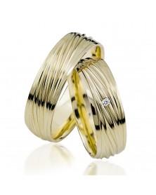 Ringe aus Gelbgold S912