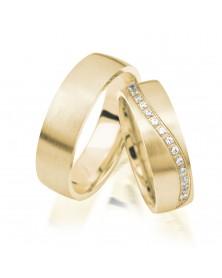 Ringe aus Gelbgold S202