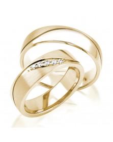 Ringe aus Gelbgold S203