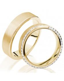 Ringe aus Gelbgold S204