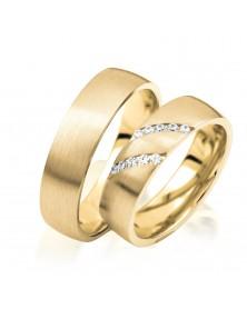 Ringe aus Gelbgold S205