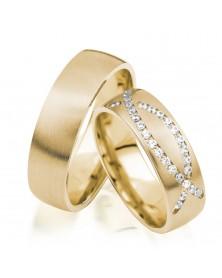 Ringe aus Gelbgold S206