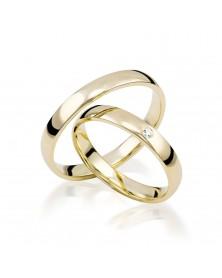 Ringe aus Gelbgold S149