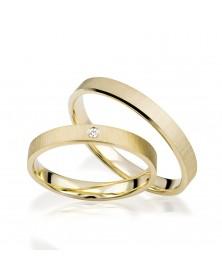 Ringe aus Gelbgold S150