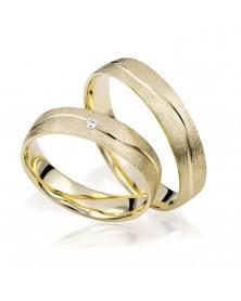 Ringe aus Gelbgold S151
