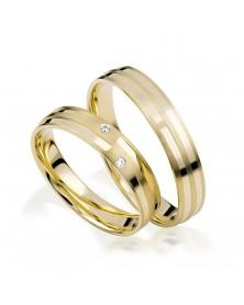 Ringe aus Gelbgold S152