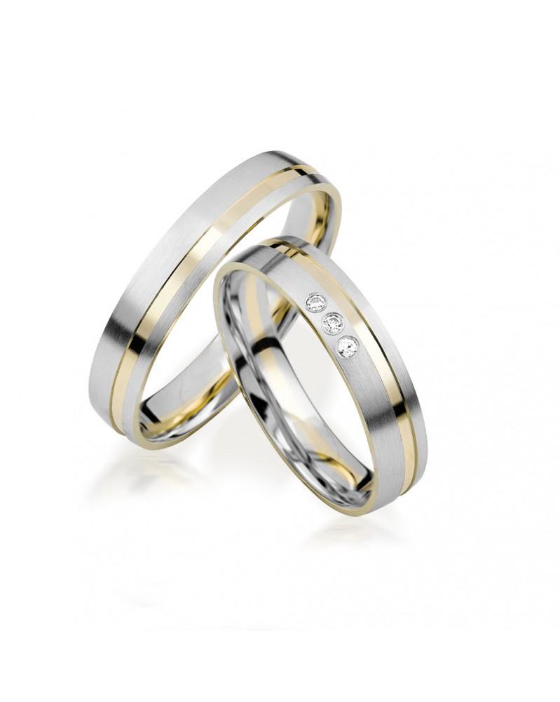 Ringe bicolor S154