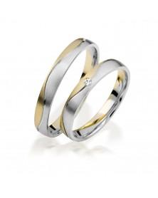 Ringe bicolor S155