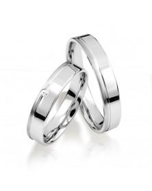 Ringe aus Weißgold S159