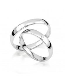 Ringe aus Weißgold S160