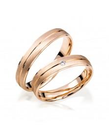 Ringe aus Roségold S158