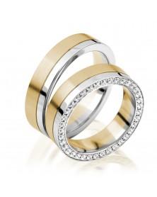 Ringe bicolor S208