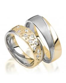 Ringe bicolor S209