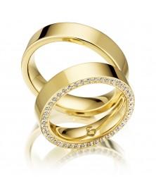 Ringe aus Gelbgold S225