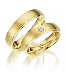 Ringe aus Gelbgold S226