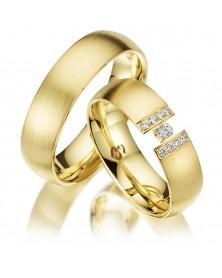 Ringe aus Gelbgold S227