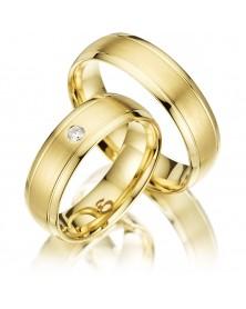 Ringe aus Gelbgold S229