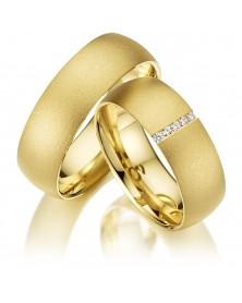 Ringe aus Gelbgold S230