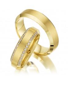 Ringe aus Gelbgold S231
