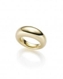 Ring 9,0 mm aus 750 Gelbgold