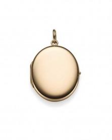 Medaillon aus 585 Roségold