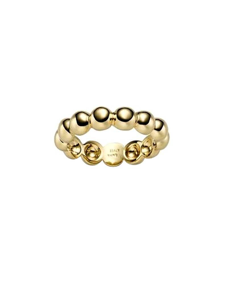 Ring 5,0 mm aus 585 Gelbgold