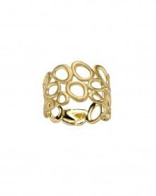 Ring 1,45 cm aus 585 Gelbgold