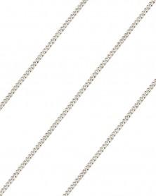925er Silber Panzerkette 1,7 mm