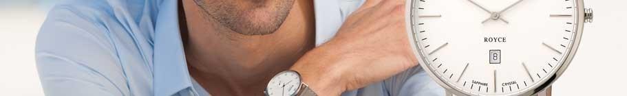 Herrenuhren: exklusive Uhren für Herren. Jetzt online kaufen.