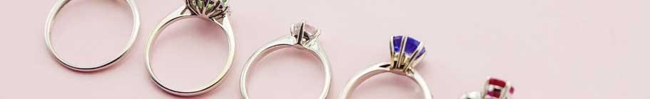 Ringe aus Gold und Silber sicher und bequem online kaufen