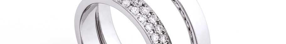 Memoire-Ringe aus Gold und Brillanten jetzt online kaufen