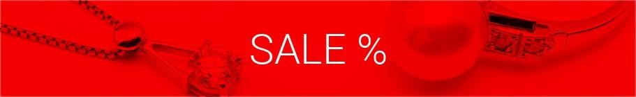 Schmuck SALE | Bis zu 50% Rabatt auf Gold- und Silberschmuck