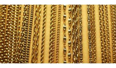 Goldketten: ein Klassiker des Schmückens für sie und ihn