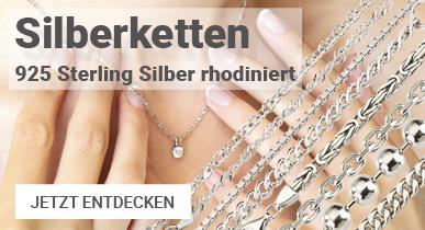 Silberketten reduziert